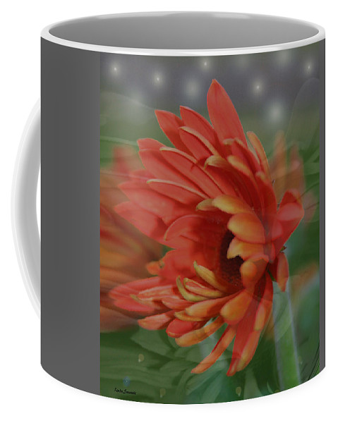 Flowers Coffee Mug featuring the photograph Flower dreams by Linda Sannuti