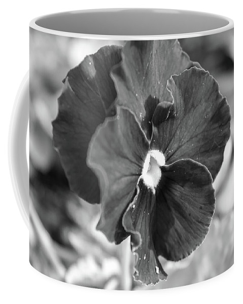 Coffee Mug featuring the photograph Flower In Garden by Josiane Smith