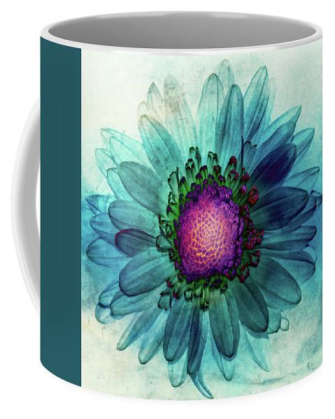 Flower Coffee Mug featuring the digital art Flower Power by Jerri Moon
