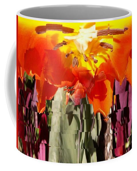 Flower Coffee Mug featuring the photograph Flower by Tim Allen