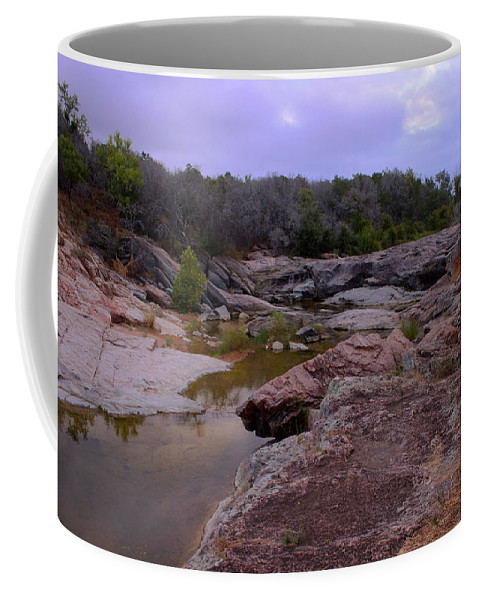 James Smullins Coffee Mug featuring the photograph Flowing Through Time by James Smullins