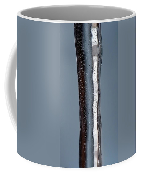 Abstract Coffee Mug featuring the photograph Fluidity by Lauren Radke