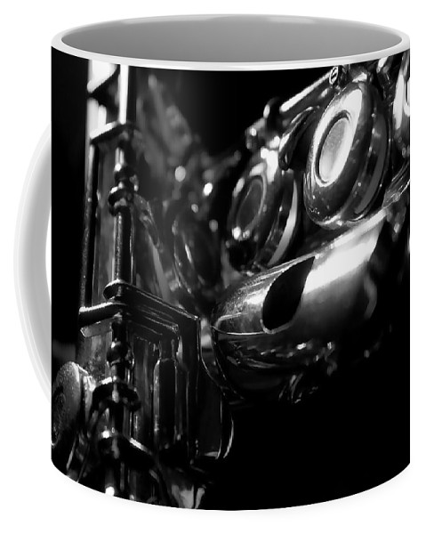 Lauren Radke Coffee Mug featuring the photograph Flute Series Iv by Lauren Radke