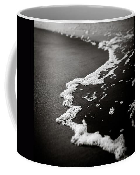 Foam Coffee Mug featuring the photograph Foam by Dave Bowman