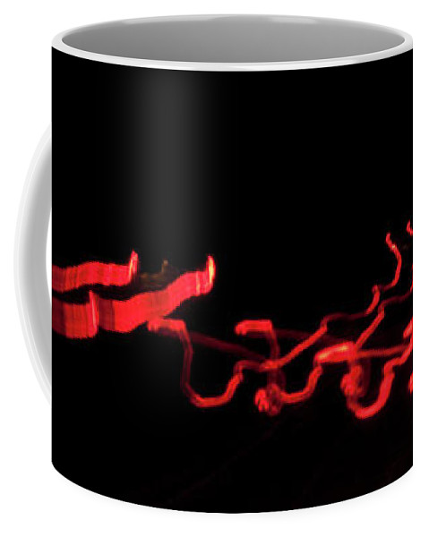 Photography Coffee Mug featuring the photograph Following by Steven Natanson