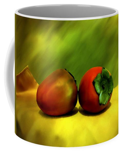 Still Life Coffee Mug featuring the photograph Food For The Gods by Kurt Van Wagner