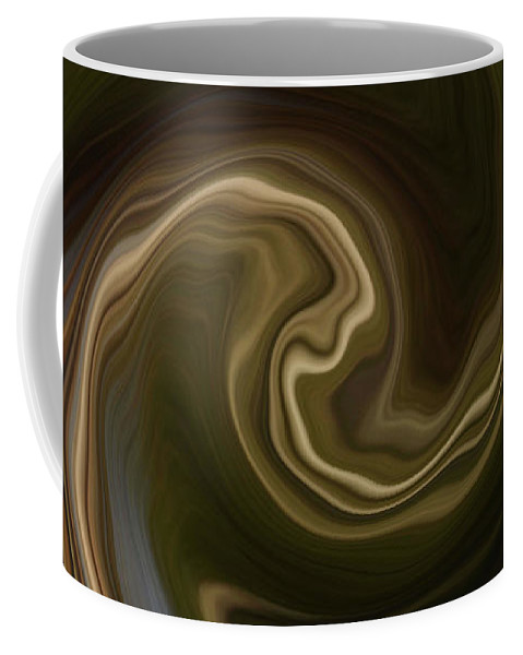 Forest Coffee Mug featuring the photograph Forest Illusions-whispers On The Wind by Whispering Peaks Photography