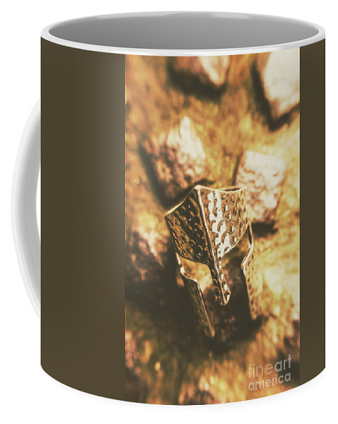 Crusades Coffee Mug featuring the photograph Forged In The Crusades by Jorgo Photography - Wall Art Gallery