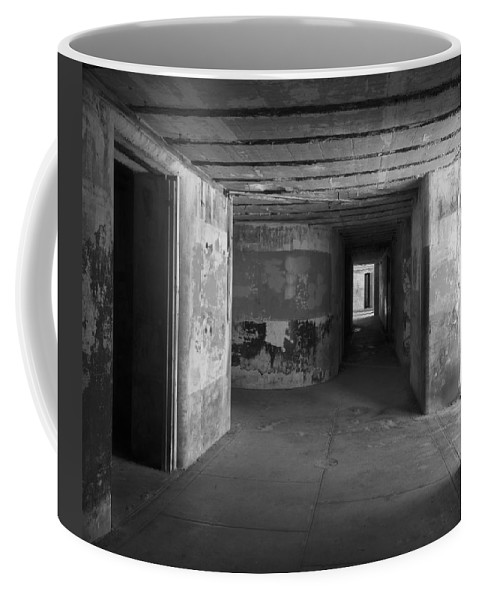 Casey Coffee Mug featuring the photograph Fort Casey 3931 by Bob Neiman