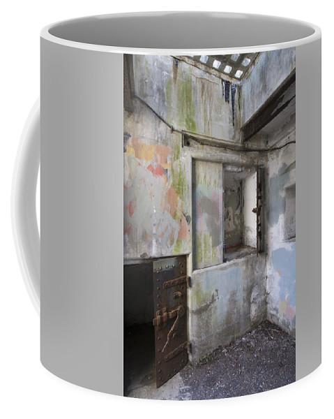 Worden Coffee Mug featuring the photograph Fort Worden 3602 by Bob Neiman