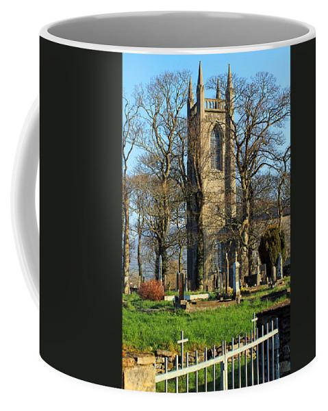 Ireland Coffee Mug featuring the photograph Four Steeples by Jennifer Robin