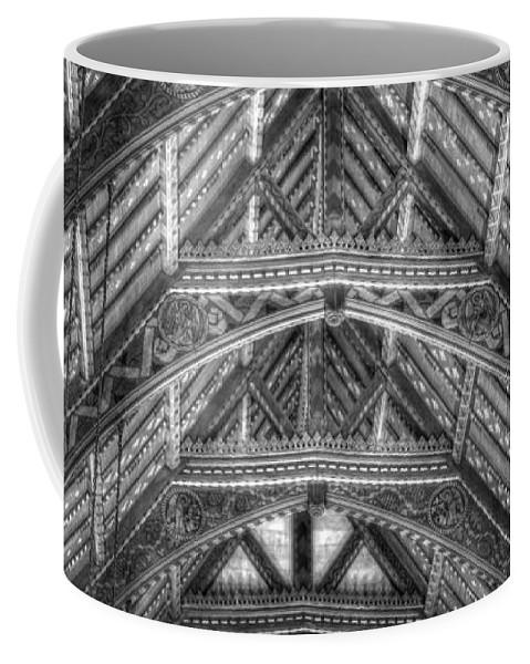 Fourth Presbyterian Coffee Mug featuring the photograph Fourth Presbyterian - Church - Chicago by Nikolyn McDonald