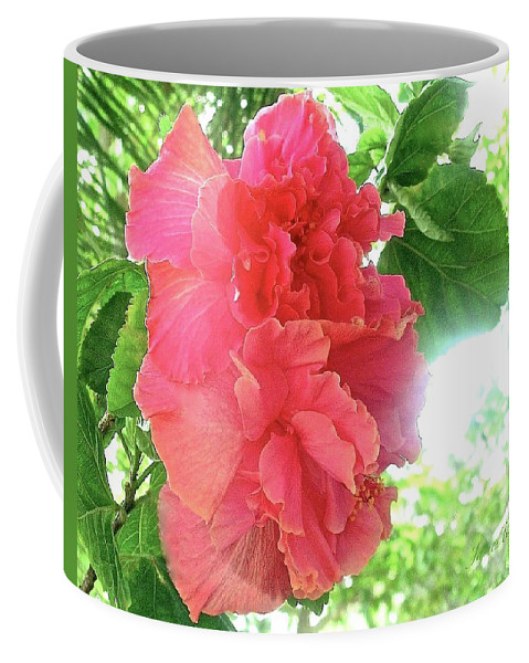 Freedom Coffee Mug featuring the photograph Freedom by James Temple