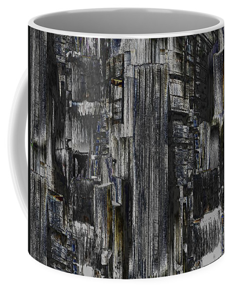 Seattle Coffee Mug featuring the photograph Freeway Park 2 by Tim Allen