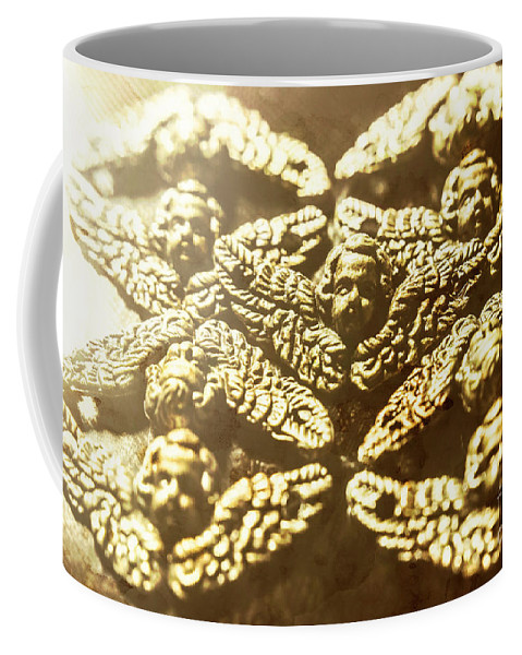Bronze Coffee Mug featuring the photograph From The Golden Age by Jorgo Photography - Wall Art Gallery