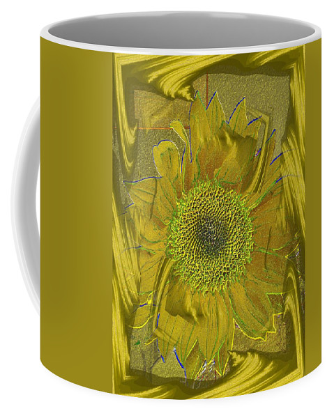 Flower Coffee Mug featuring the photograph Fulfillment by Tim Allen