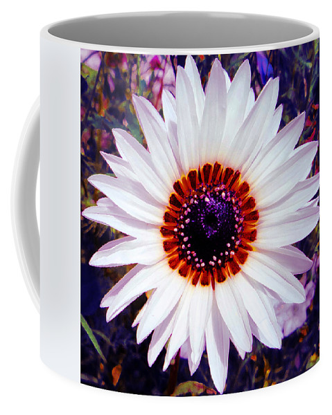 Floral Art Coffee Mug featuring the digital art Full Bloom by P Donovan