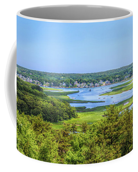 John Bailey Coffee Mug featuring the photograph Fun On The Annisquam River by John M Bailey