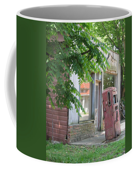Rural Coffee Mug featuring the photograph Funk's Grove I by Dylan Punke