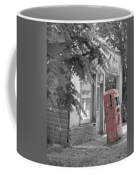 Rural Coffee Mug featuring the photograph Funk's Grove Iv by Dylan Punke