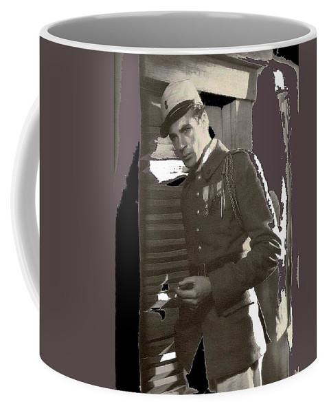 Gary Cooper Morocco 1930-2015 Coffee Mug featuring the photograph Gary Cooper Morocco 1930-2015 by David Lee Guss