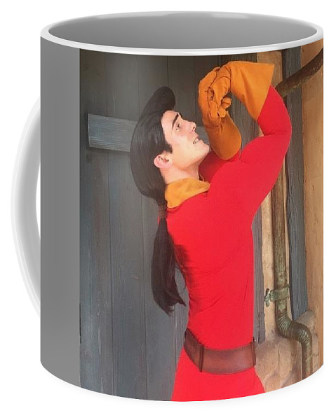 Gaston Coffee Mug featuring the photograph Gaston #1 by Debra K Gallagher