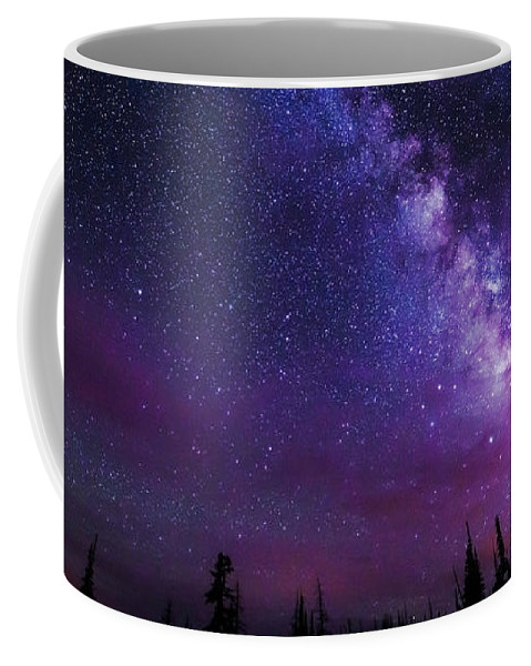 Gaze Coffee Mug featuring the photograph Gaze by Chad Dutson