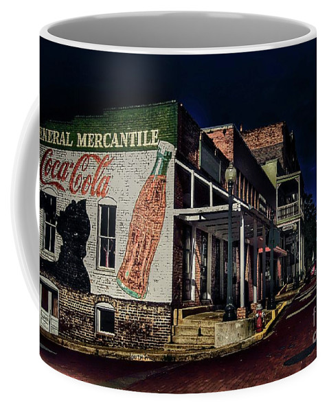 General Mercantile Coffee Mug featuring the photograph General Mercantile by Savannah Gibbs
