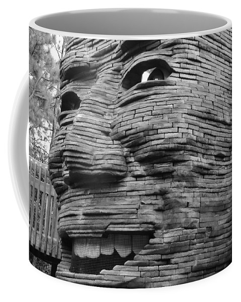 Architecture Coffee Mug featuring the photograph Gentle Giant by Rob Hans