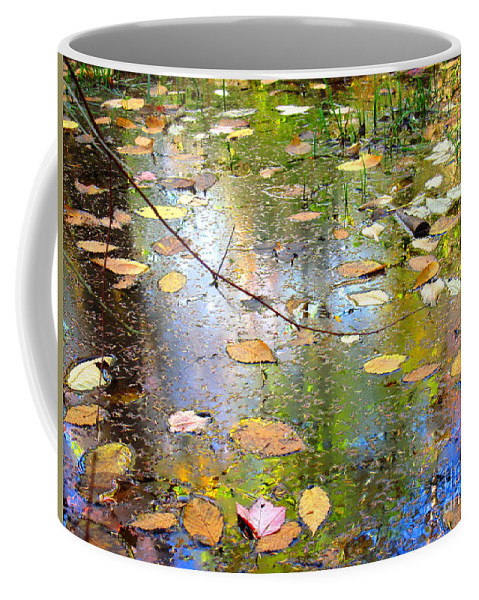 Water Coffee Mug featuring the photograph Gentle Nature by Sybil Staples