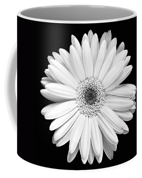 Gerber Coffee Mug featuring the photograph Single Gerbera Daisy by Marilyn Hunt