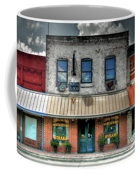 Giddings Texas Coffee Mug featuring the photograph Giddings, Texas by Savannah Gibbs