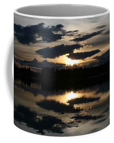 Chena Lakes Coffee Mug featuring the photograph Gifts Of The Heart by Sharon Mau