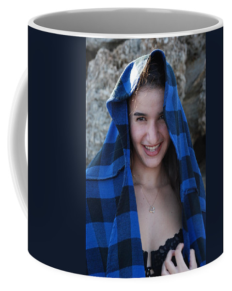Woman Coffee Mug featuring the photograph Gisele by Rob Hans