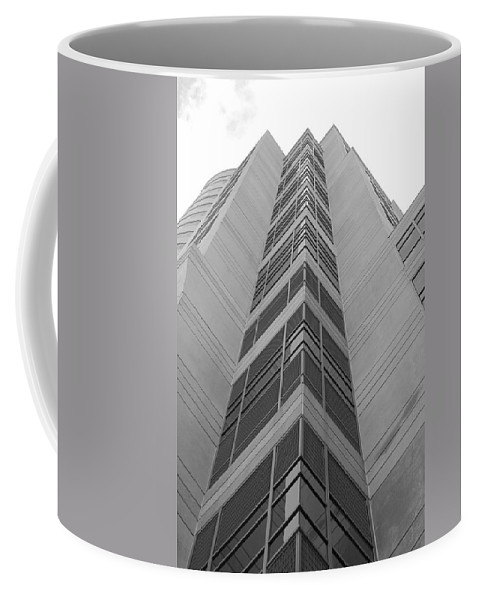 Architecture Coffee Mug featuring the photograph Glass Tower by Rob Hans