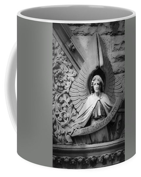 Irish Coffee Mug featuring the photograph Gloria In Excelsis Deo by Teresa Mucha