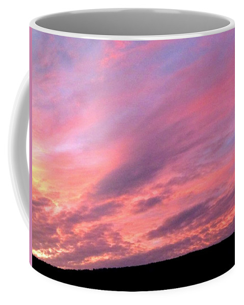 Sunset Coffee Mug featuring the photograph Glorious Nightfall by Will Borden