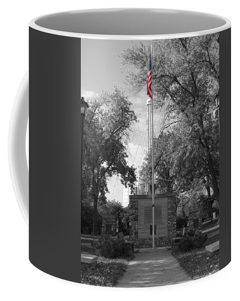American Coffee Mug featuring the photograph Glory by Dylan Punke