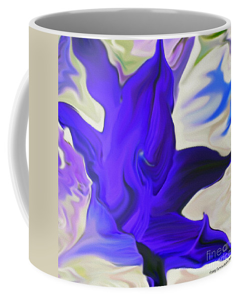 Mixed Media Art Coffee Mug featuring the photograph Glory I by Patricia Griffin Brett