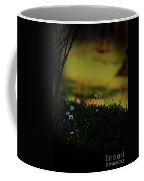 Nature Coffee Mug featuring the photograph Glowing by Kim Henderson