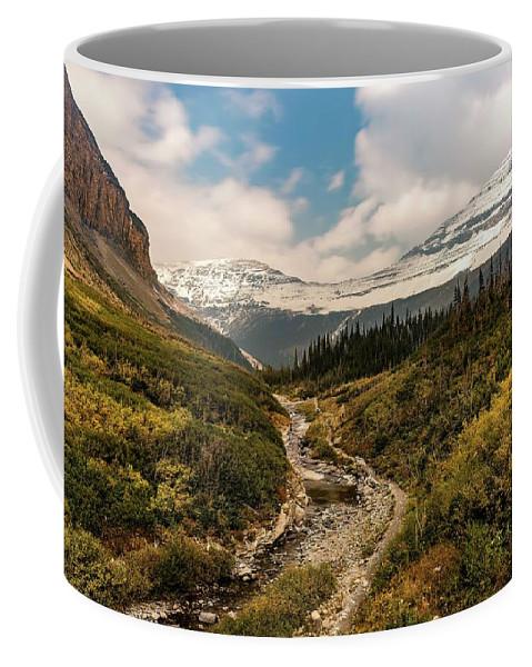 Thomas Gartner Coffee Mug featuring the photograph Gnp-scenic View by Thomas Gartner