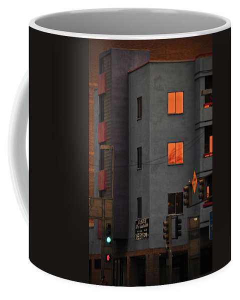 Go Coffee Mug featuring the photograph Go by Skip Hunt
