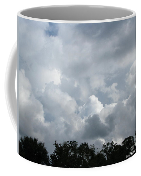 Patzer Coffee Mug featuring the photograph God Scent by Greg Patzer