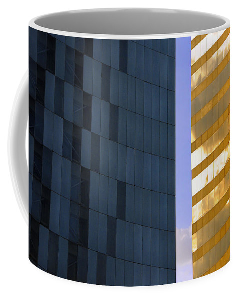 Gold Standard Coffee Mug featuring the photograph Gold Standard Df by Skip Hunt