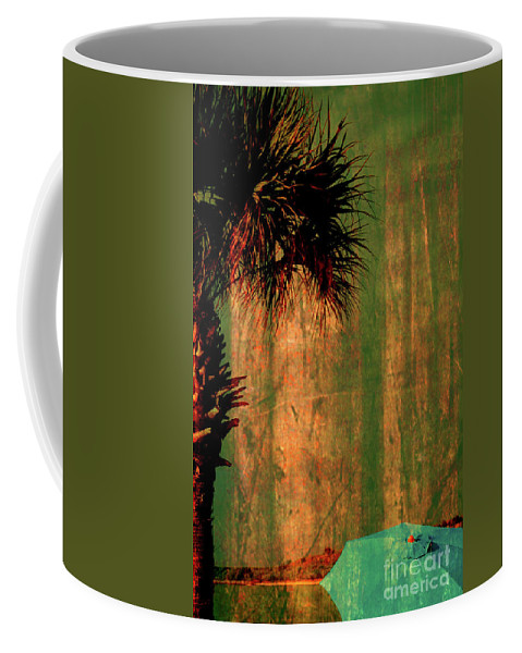 Golden View Coffee Mug featuring the photograph Golden View by Susanne Van Hulst