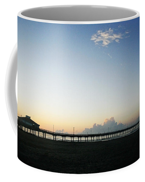 Water Coffee Mug featuring the photograph Good Morning by Marilyn Hunt
