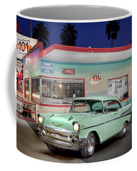 57 Coffee Mug featuring the photograph Good Ole Days by Creigh Photography