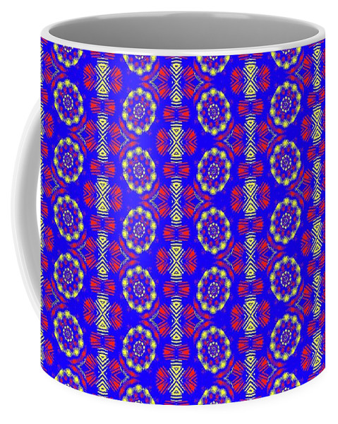 Coffee Mug featuring the digital art Good Vibrations by Heartful Touch Designs