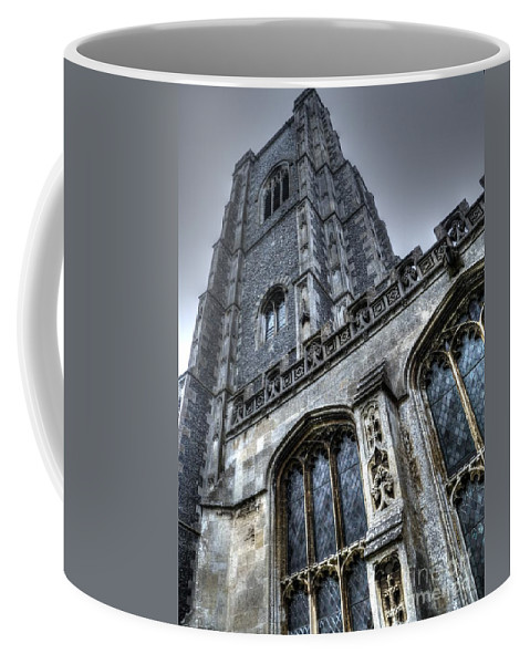 Church Coffee Mug featuring the photograph Gothic by Vicki Spindler