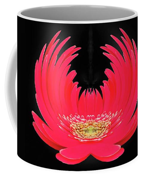 Digital Art Coffee Mug featuring the photograph Graceful Elegance by Marian Bell